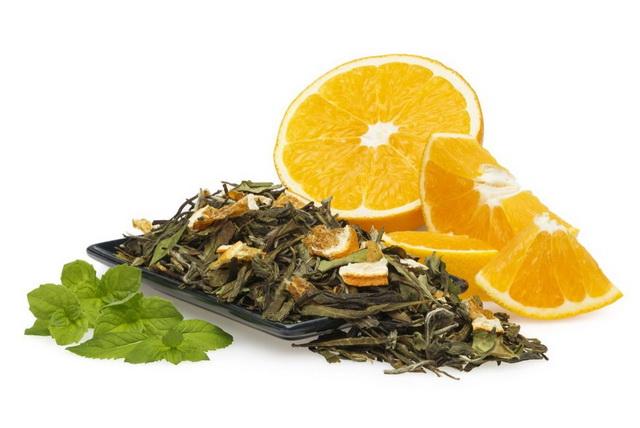 موٹاپے کا فوری علاج: سبز چائے اور سنگترے کے ساتھ