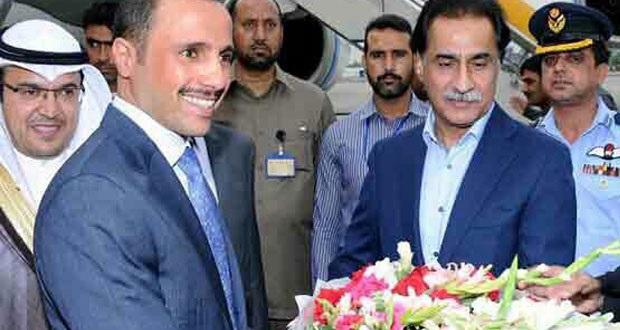 Kuwaiti MPs visit Pakistan